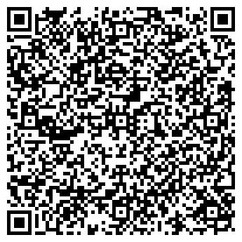 QR-код с контактной информацией организации Hertz, ООО