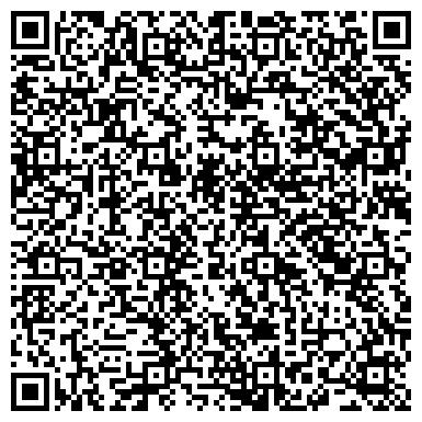 QR-код с контактной информацией организации Спутник бюро международного молодежного туризма, УП