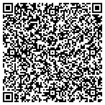 QR-код с контактной информацией организации Вираж-М, ЧУП