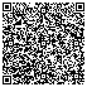 QR-код с контактной информацией организации Зеленый Кот