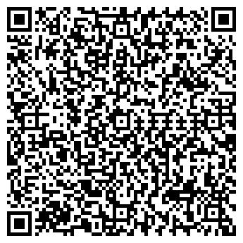 QR-код с контактной информацией организации СПД Глухова А., Субъект предпринимательской деятельности