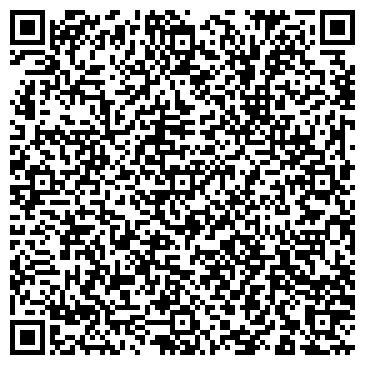 QR-код с контактной информацией организации Kinetic Art Studio, ЧП