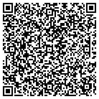 QR-код с контактной информацией организации ДЕТСКИЙ САД № 2345