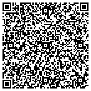 QR-код с контактной информацией организации Автобусные перевозки, ООО