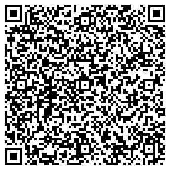 QR-код с контактной информацией организации Креветка-тур