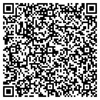 QR-код с контактной информацией организации Пять Звезд,ТОО