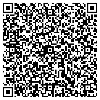 QR-код с контактной информацией организации Хостел «Х. О.»