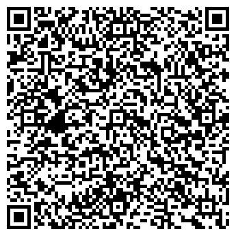 QR-код с контактной информацией организации Турист, УП