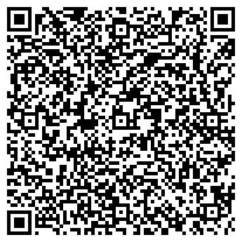 QR-код с контактной информацией организации Оливка хостел, ЧП