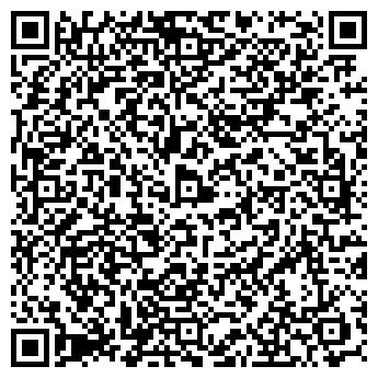QR-код с контактной информацией организации Затышок, Гостиница