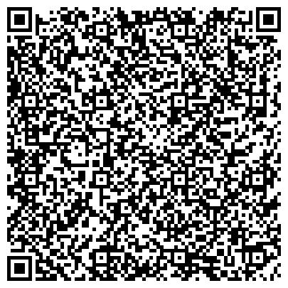 QR-код с контактной информацией организации Центр Досуга Атриум Гостиничный комплекс, ЧП