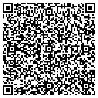 QR-код с контактной информацией организации Седьмое небо, миниотель, ЧП