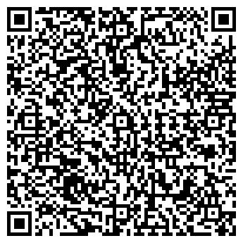 QR-код с контактной информацией организации Анхенхостэл, ЧП
