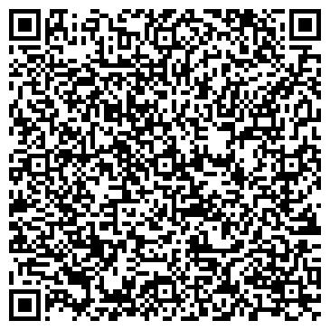 QR-код с контактной информацией организации База отдыха Затышок, ООО