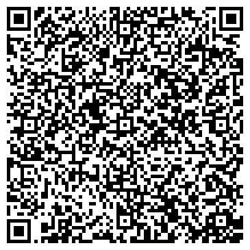 QR-код с контактной информацией организации Гостевой дом Де Ришелье