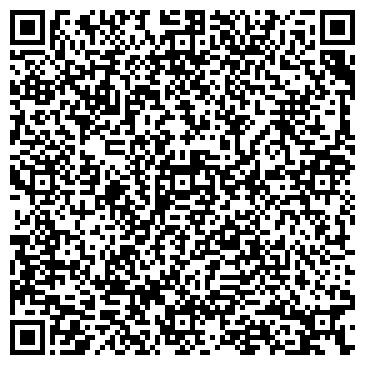 QR-код с контактной информацией организации Афина, Гостиница