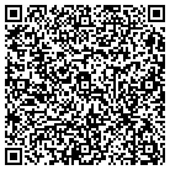 QR-код с контактной информацией организации ДОМ 18, СПД