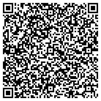 QR-код с контактной информацией организации Fanbase
