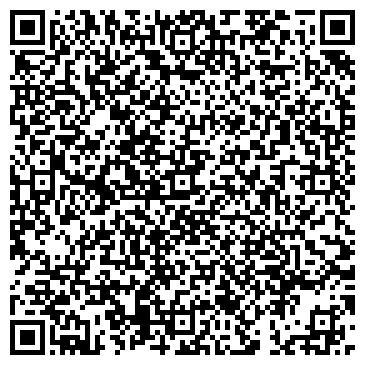 QR-код с контактной информацией организации Магнит гостиница, ИП