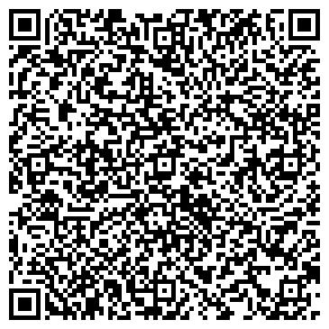QR-код с контактной информацией организации Остров Гостиница, ИП