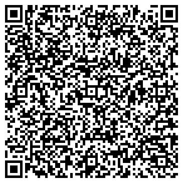 QR-код с контактной информацией организации Теремок (гостиница), ИП