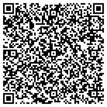 QR-код с контактной информацией организации Империя (гостиница), ИП