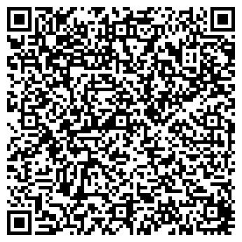 QR-код с контактной информацией организации Амбассадор, АО
