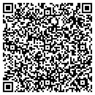 QR-код с контактной информацией организации Алма, Отель