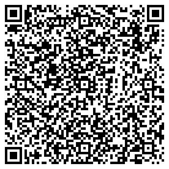 QR-код с контактной информацией организации Гостиница Интерия