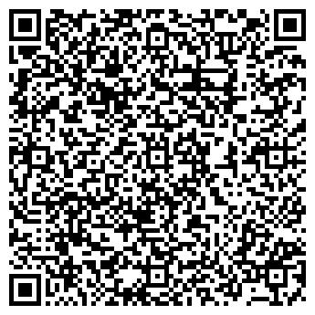 QR-код с контактной информацией организации Акжайык гостиница, ТОО