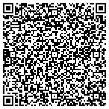 QR-код с контактной информацией организации Золотая лагуна (гостиница), ИП
