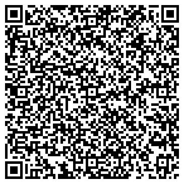 QR-код с контактной информацией организации гостиница Гурьев, ИП
