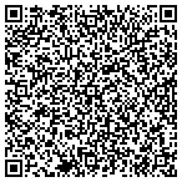 QR-код с контактной информацией организации Азия-мост (гостиница), ТОО