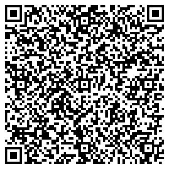 QR-код с контактной информацией организации Сайран (гостиница), ТОО