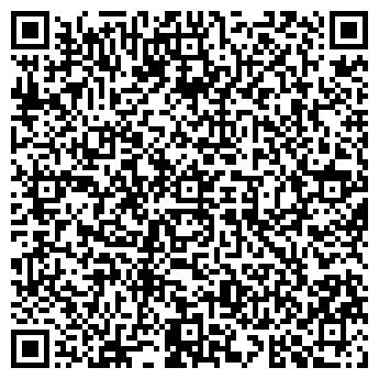 QR-код с контактной информацией организации ФАРАОН, ИП