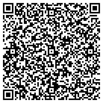 QR-код с контактной информацией организации Эдельвейс (Гостиница), ИП