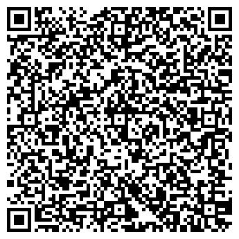 QR-код с контактной информацией организации Чистый дом