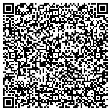 QR-код с контактной информацией организации Студия восточных танцев АМИДА