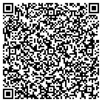 QR-код с контактной информацией организации Доставка Цветов