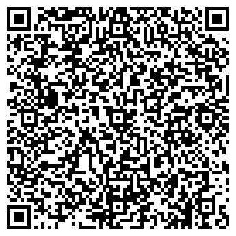 QR-код с контактной информацией организации Разные-Равные БМОО