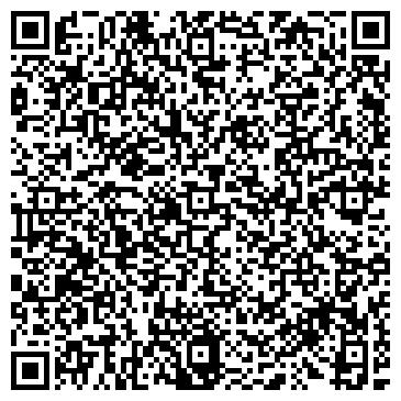 QR-код с контактной информацией организации Федерация каноэ Украины, ГО