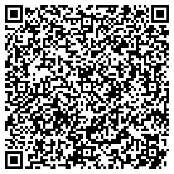 QR-код с контактной информацией организации Катера ЮА, ООО