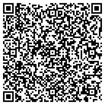 QR-код с контактной информацией организации Капитан Клуб, ЧП