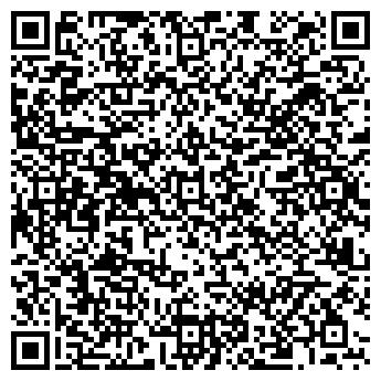 QR-код с контактной информацией организации Glisser, ЧП