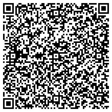 QR-код с контактной информацией организации Центр воздухоплавания Галлея, ИП