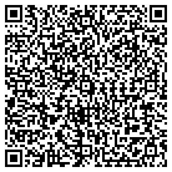 QR-код с контактной информацией организации ЭТНА-ТУР, ТОО