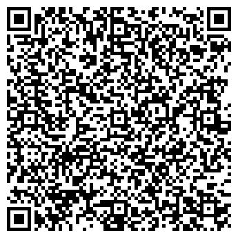 QR-код с контактной информацией организации ООО Аякс-Текстиль