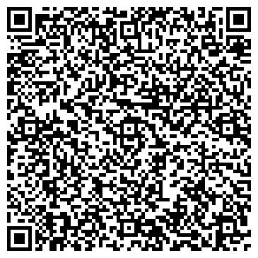 QR-код с контактной информацией организации Украинско-средиземноморские авиалинии UM AIR