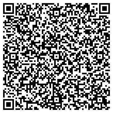 QR-код с контактной информацией организации KLM Королевские Голландские Авиалинии, АО