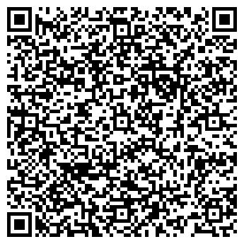 QR-код с контактной информацией организации Авиабилеты и визы, ИП